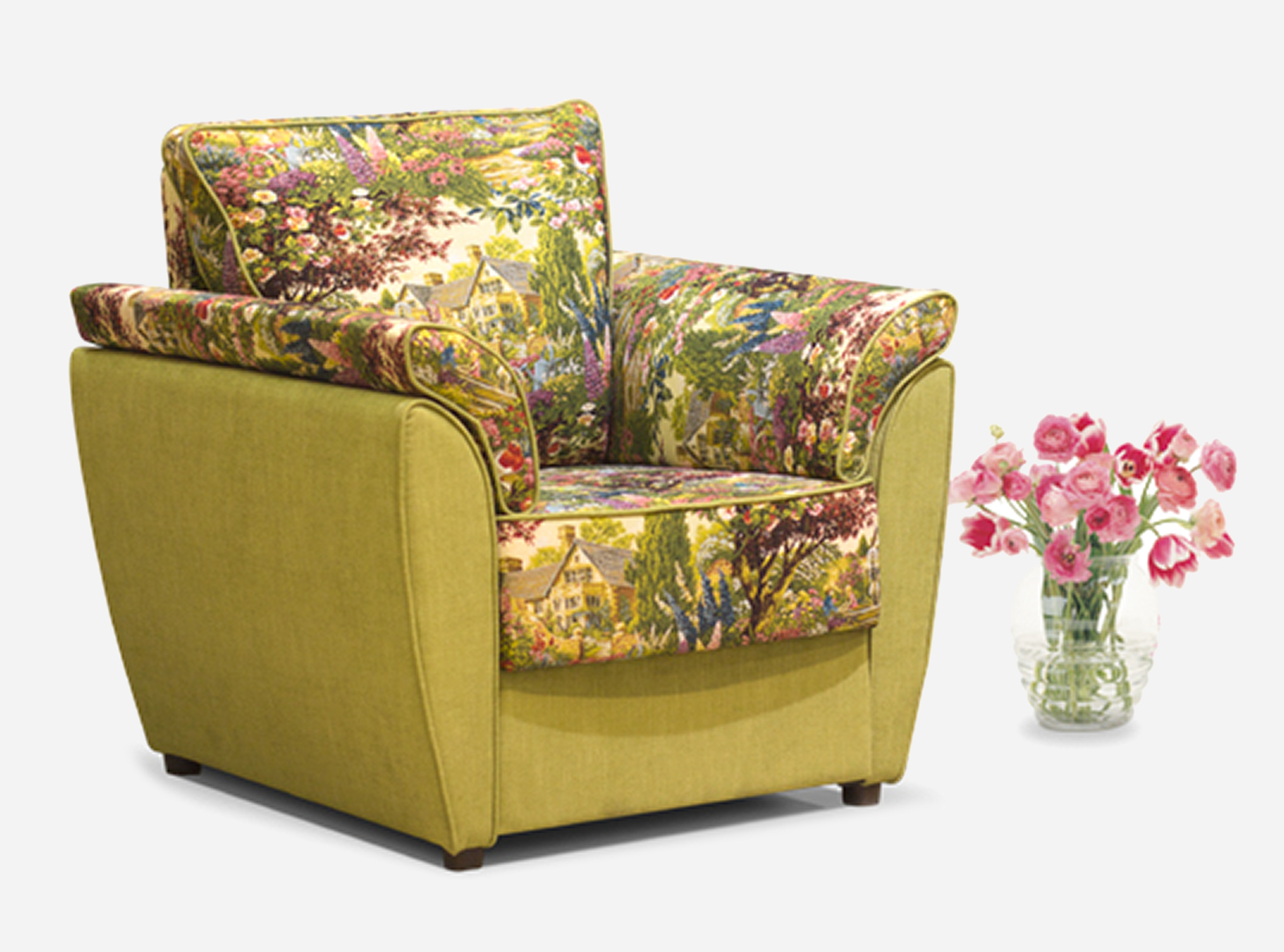 Кресло-кровать Дива П1