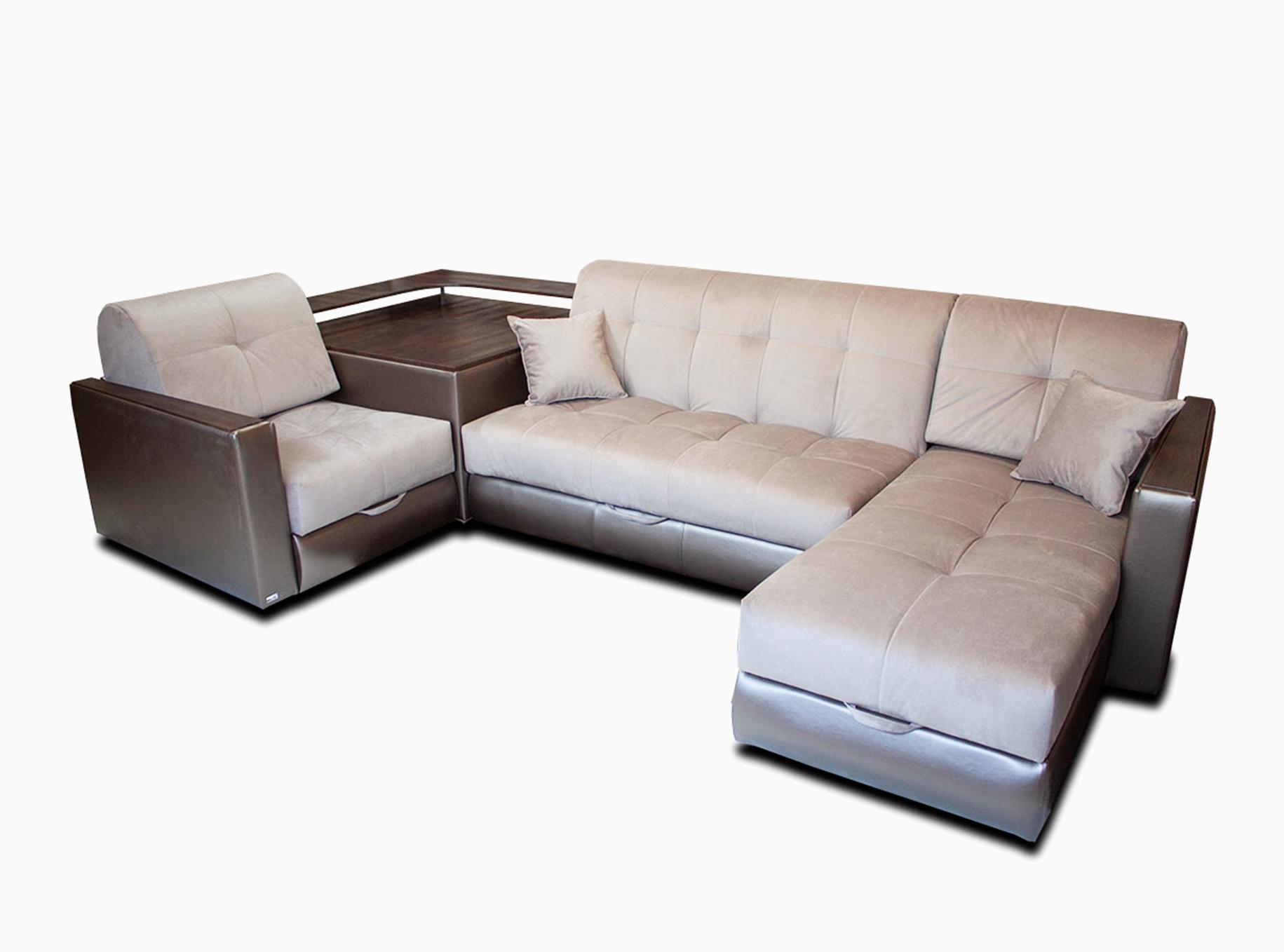 Диван-кровать  Аккордеон-4 модульный