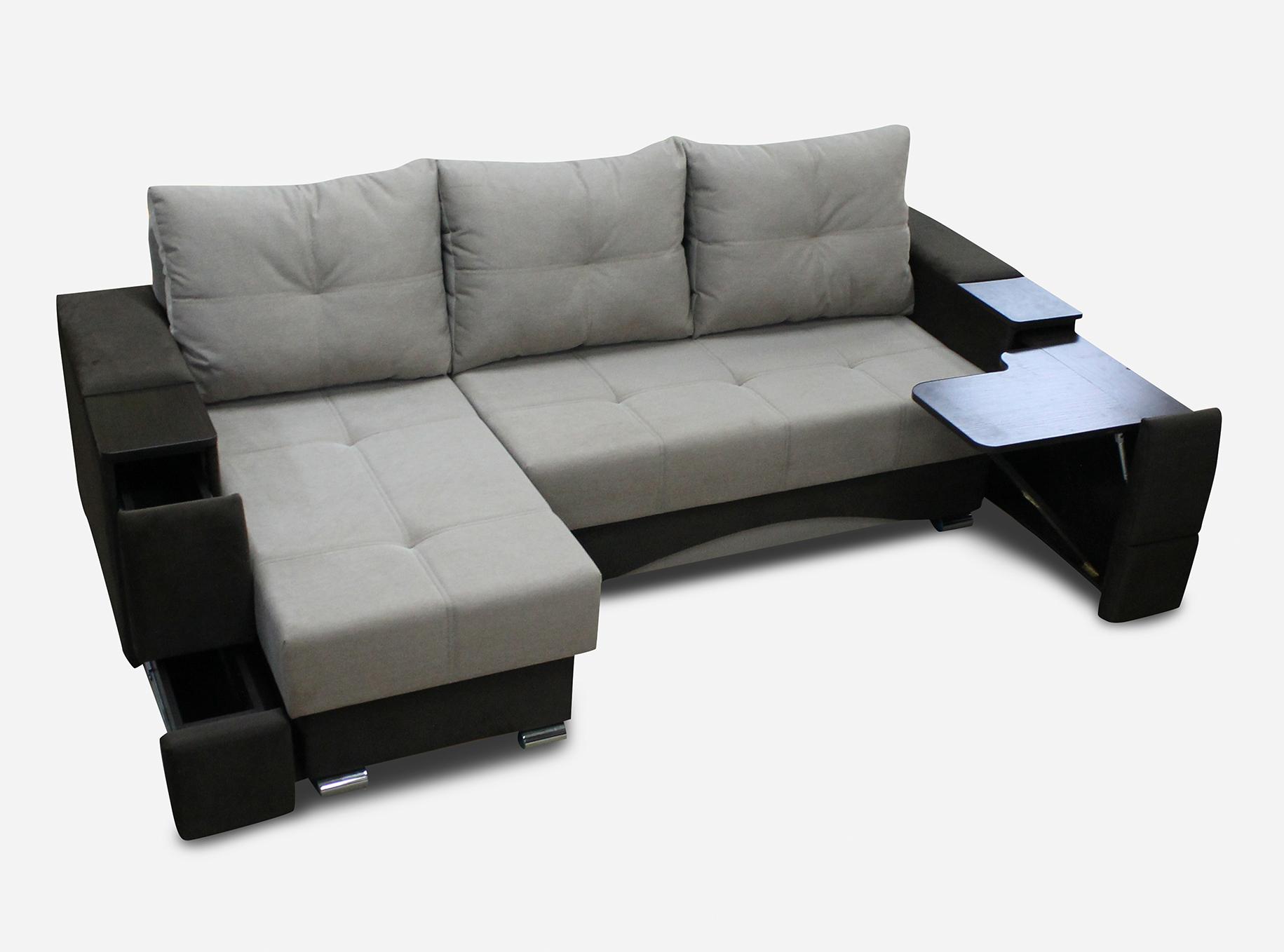 Диван-кровать угловой Грета