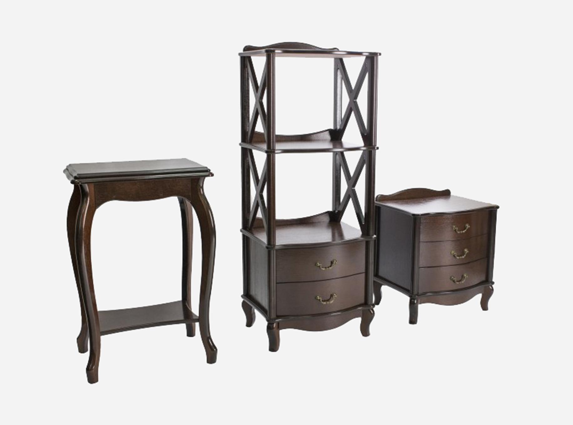 Набор мебели Джульетта 4