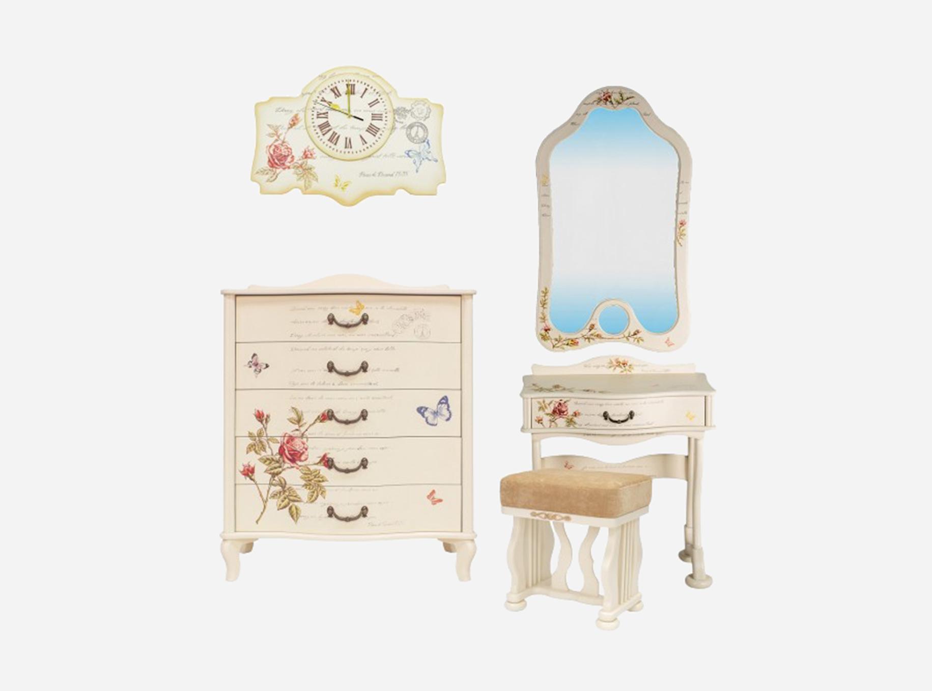 Набор мебели Джульетта 5