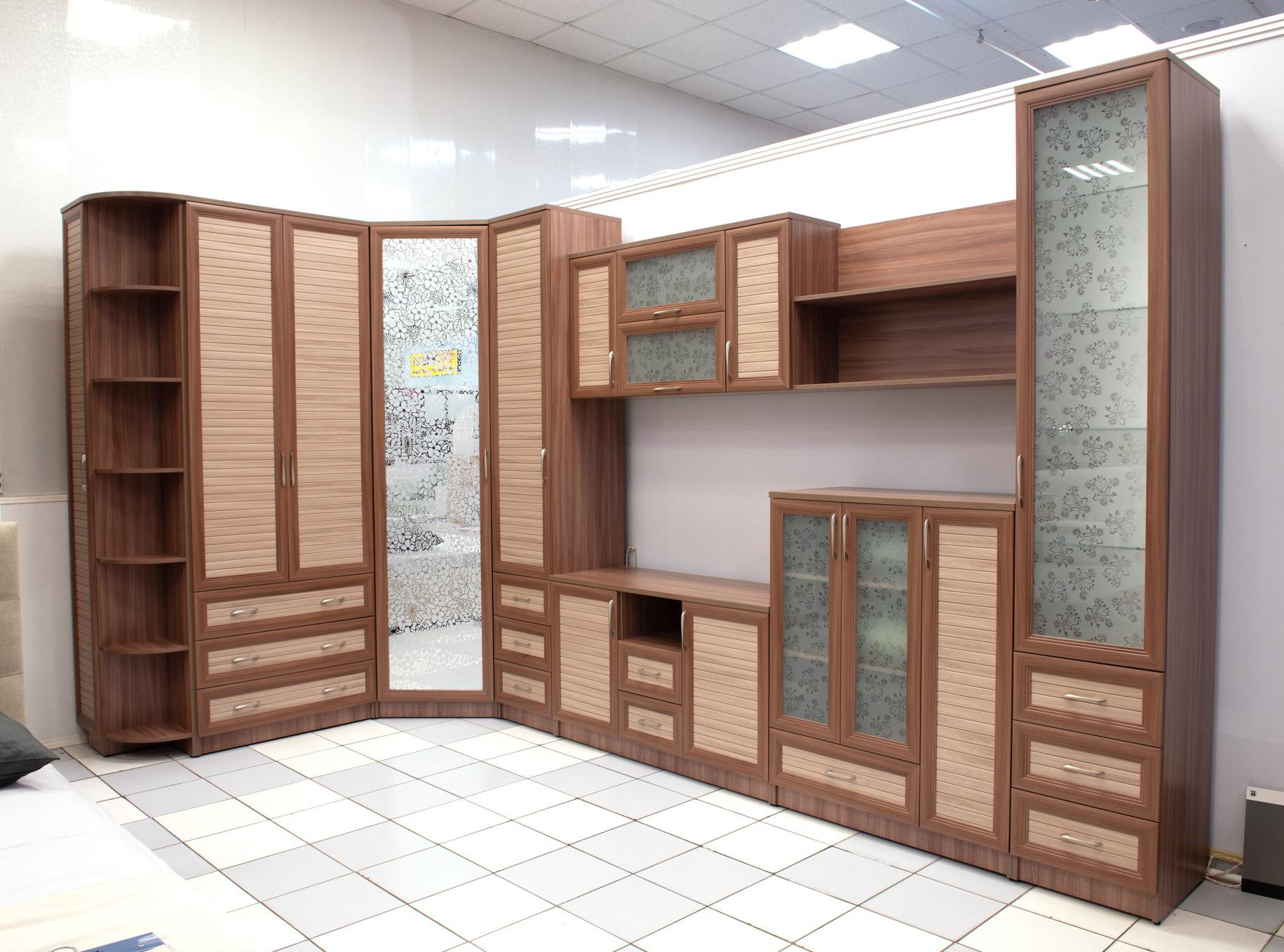 Мебель модульная для гостиной